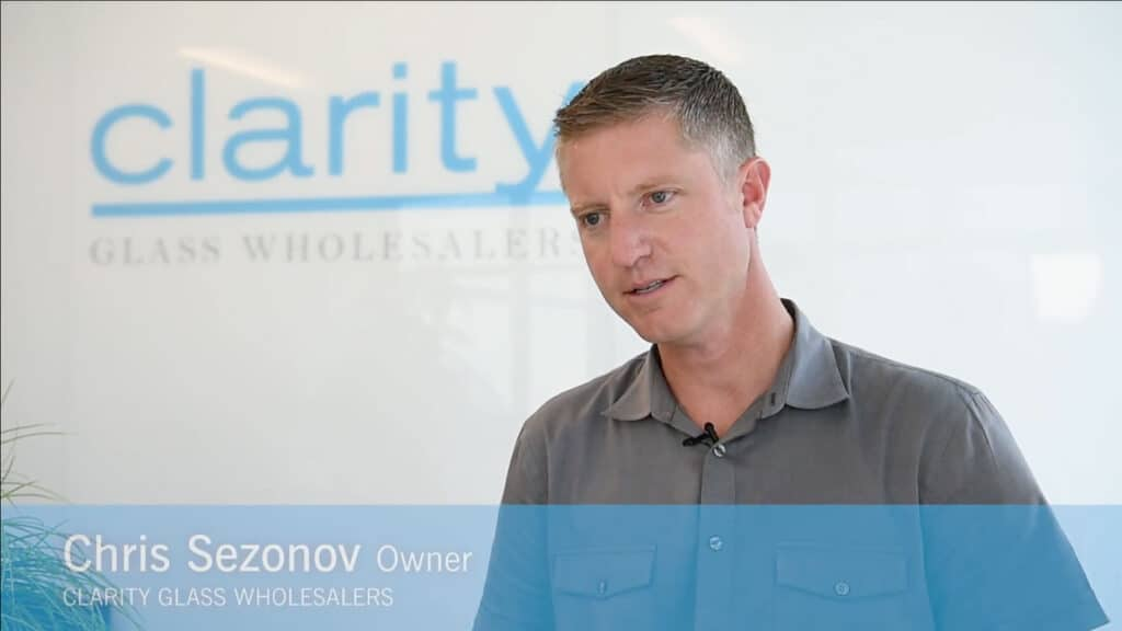 CLARITY GLASS WHOLESALERS video preview