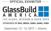 Official GlassBuild Exhibitor Logo 2017