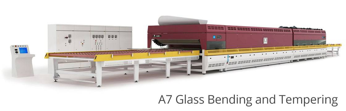 North Glass Bending and Tempering from HHH Tempering Resources