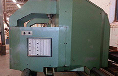 Used miter saw for sale by HHH Tempering Resources