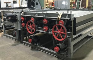 Refurbished Glass Washer for sale by HHH Tempering Resources