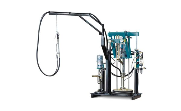 Insulated Glass Equipment 2- Part Sealant Applicant Pump from HHH Tempering Resources