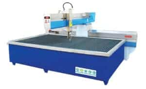 Glass waterjet cutting machine from HHH Equipment Resources