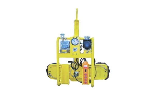 Mini vacuum lifter with fast release from HHH Tempering Resources