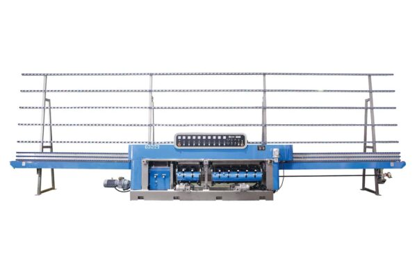 HSE multi-edging glass mitering machine from HHH Tempering Resources