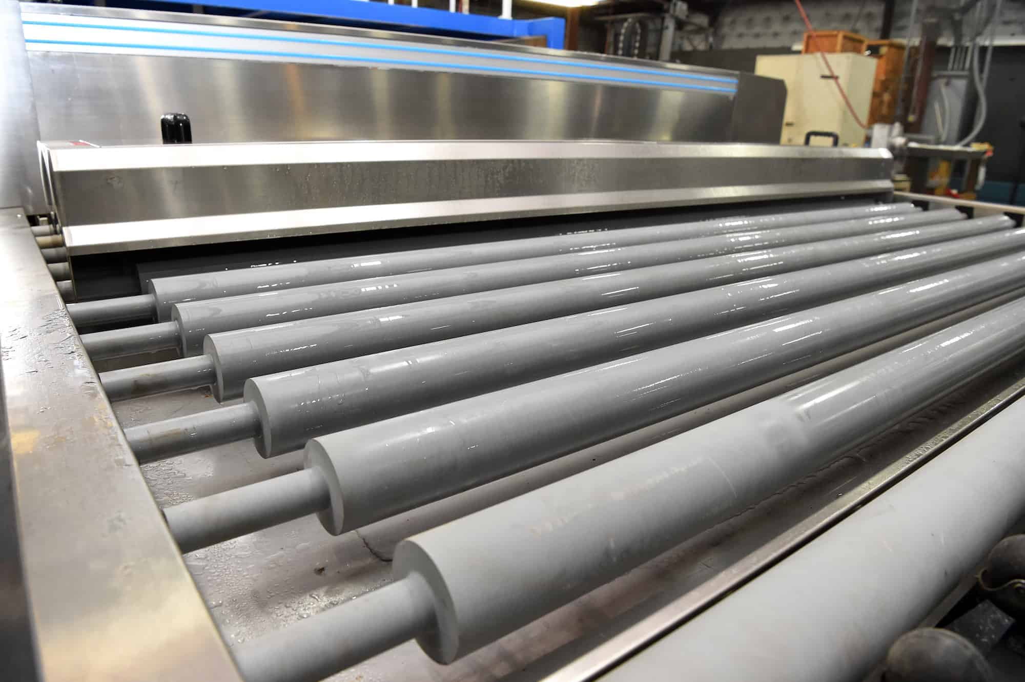 Horizontal Glass Washer | HHH Tempering Resources