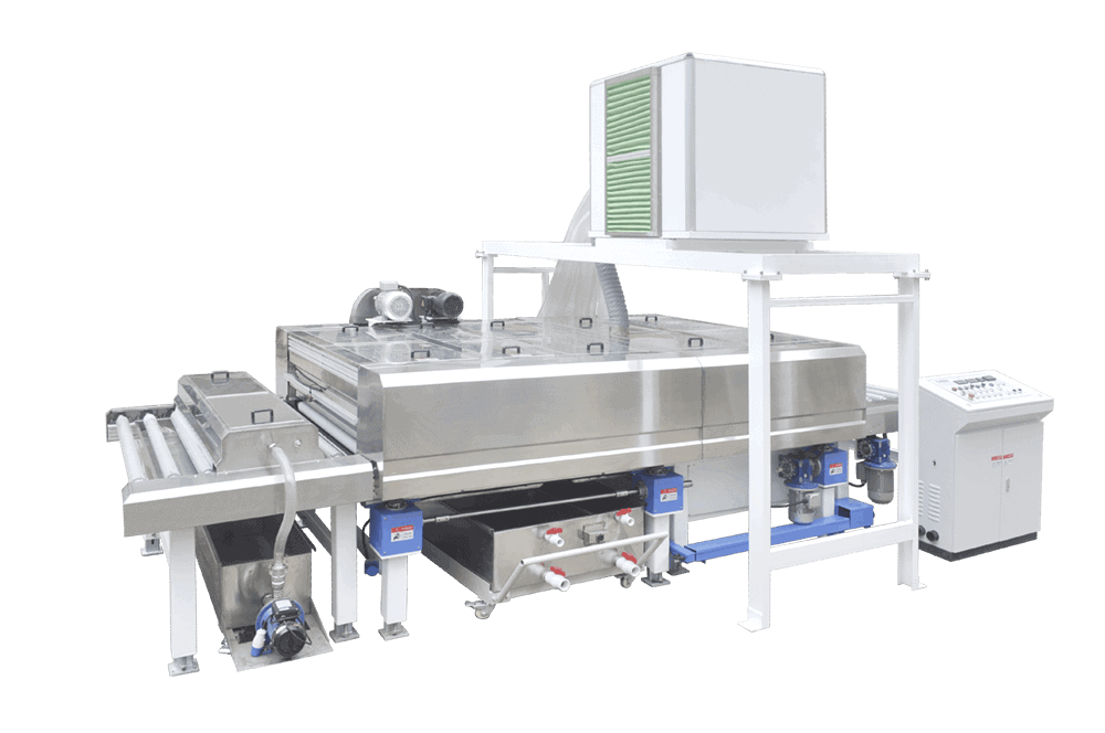 HHH Equipment Resources showcases its glass washer equipment perfect for glass fabrication