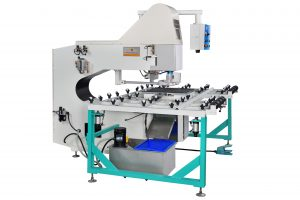 Glass Drilling Machine from HHH Tempering Resources