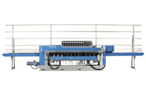 HSB Glass Straight-Line Beveling Machine from HHH Tempering Resources
