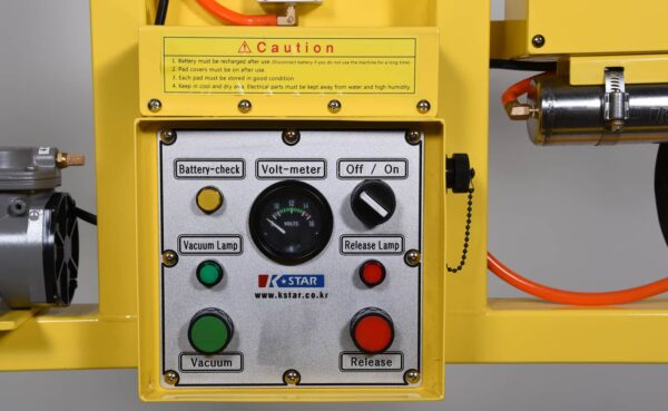Standard Glass Vacuum Lifter KSHSN-50606 Control Box from HHH Tempering Resources