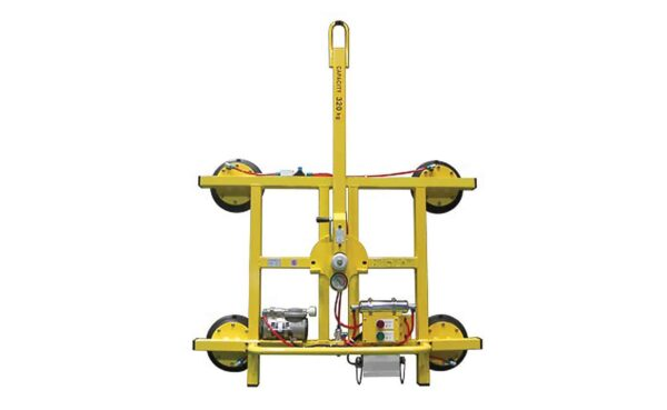 Standard Vacuum Lifter KSAF-02 from HHH Tempering Resources