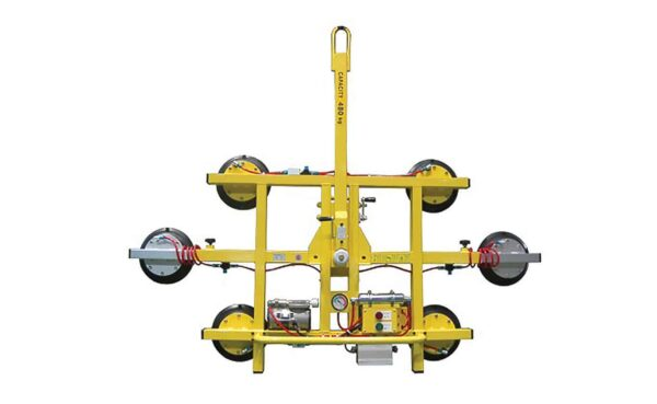 Standard Vacuum Lifter KSAF-03 from HHH Tempering Resources