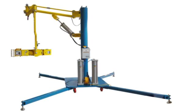 Jib Crane Lifter from HHH Tempering Resources