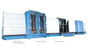 Automatic Insulating Glass Production Line from HHH Tempering Resources