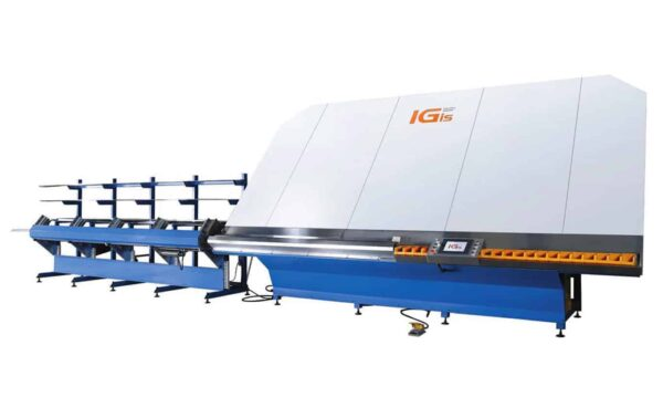 Automatic spacer bending machine from HHH Tempering Resources