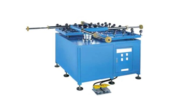 Rotating insulating glass sealing table from HHH Tempering Resources