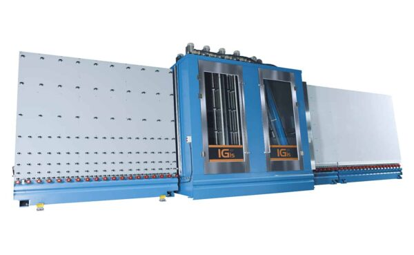 Vertical Glass Washer from HHH Tempering Resources
