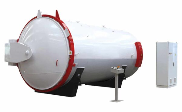 Glass Autoclave from HHH Tempering Resources