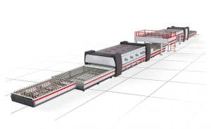 Automatic Laminated Glass Production Line from HHH