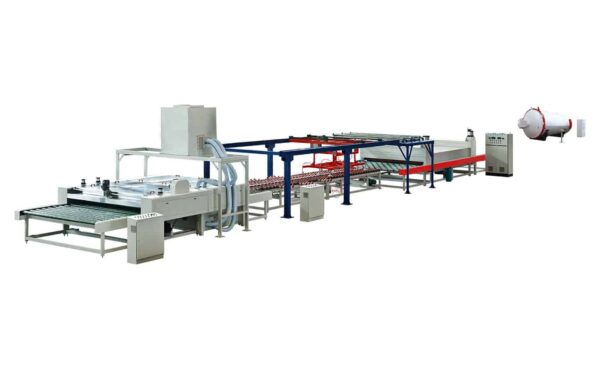 Laminated Glass Production Line from HHH