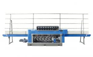 Hiseng HSR Glass Straight Line Peripheral Edging Machine