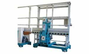Zafferani AZV 100 Glass Drilling Machine