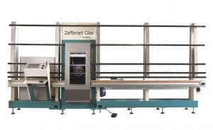 Zafferani AZV 1000 Glass Milling Machine
